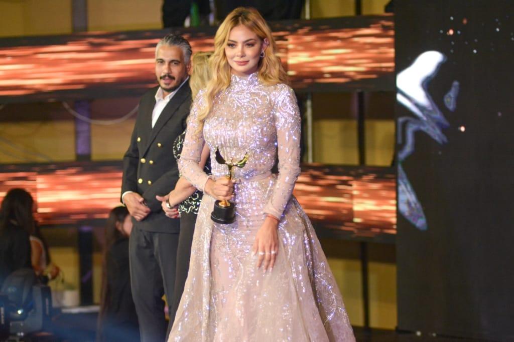 الموديل المغربية غيثة الحمامصي تخوض أول بطولة سينمائية لها