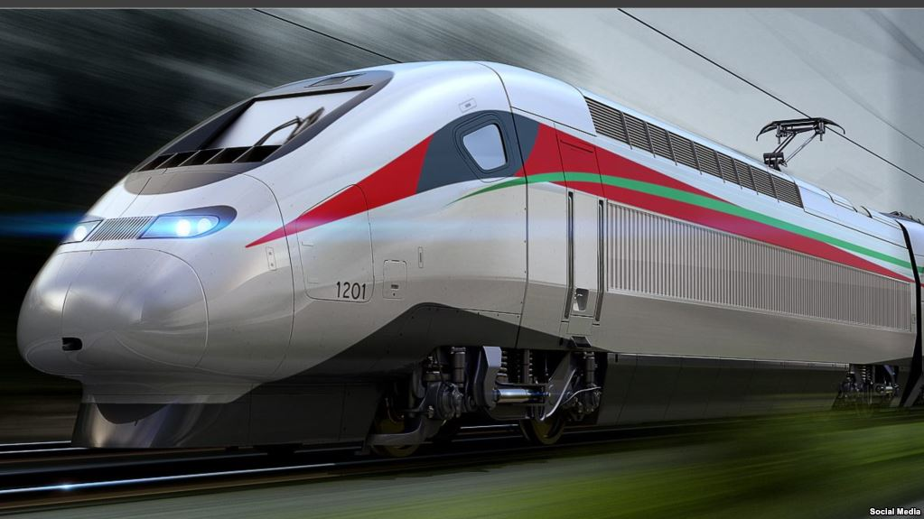إطلاق القطار فائق السرعة الخميس المقبل