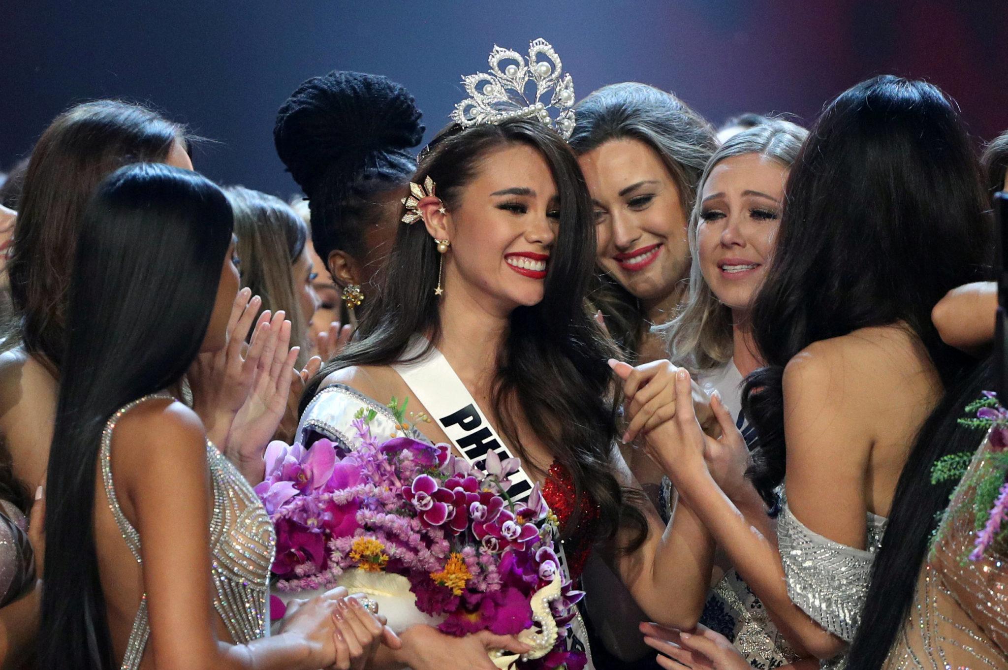 الفلبين تفوز بلقب ملكة جمال الكون للمرة الرابعة