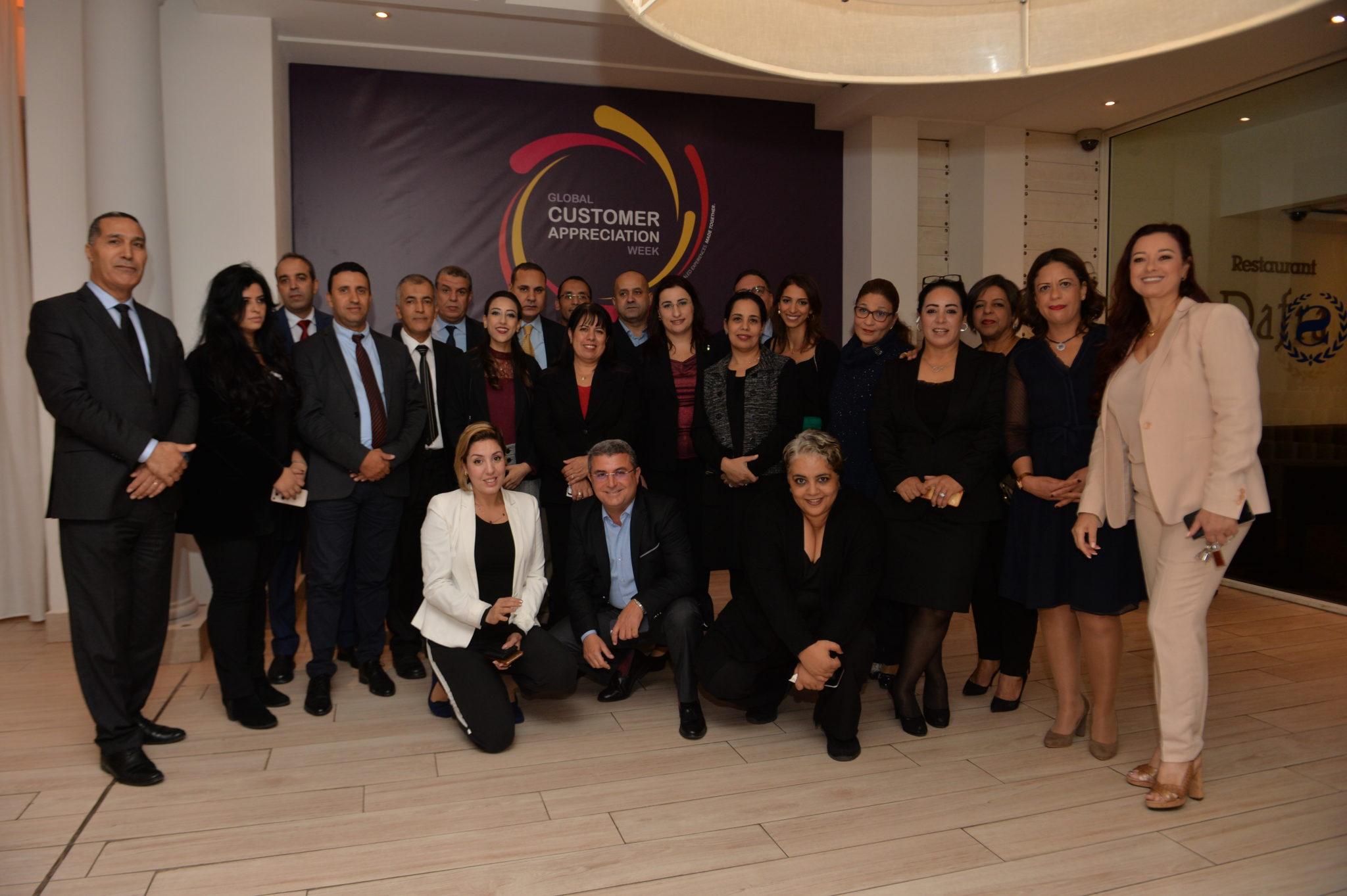 فنادق ماريوت المغرب تحتفل بالأسبوع العالمي لتقدير الزبناء