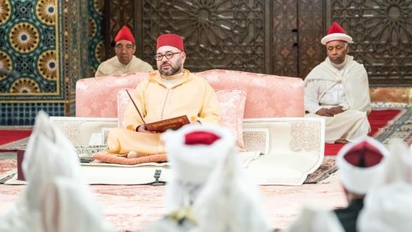 أمير المؤمنين يترأس اليوم بالرباط حفلا دينيا بمناسبة الذكرى العشرين لوفاة جلالة المغفور له الملك الحسن الثاني