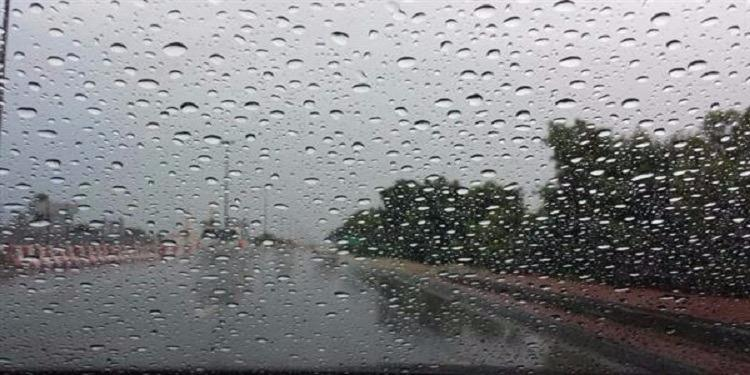 طقس الاثنين..أمطار وسحب كثيفة