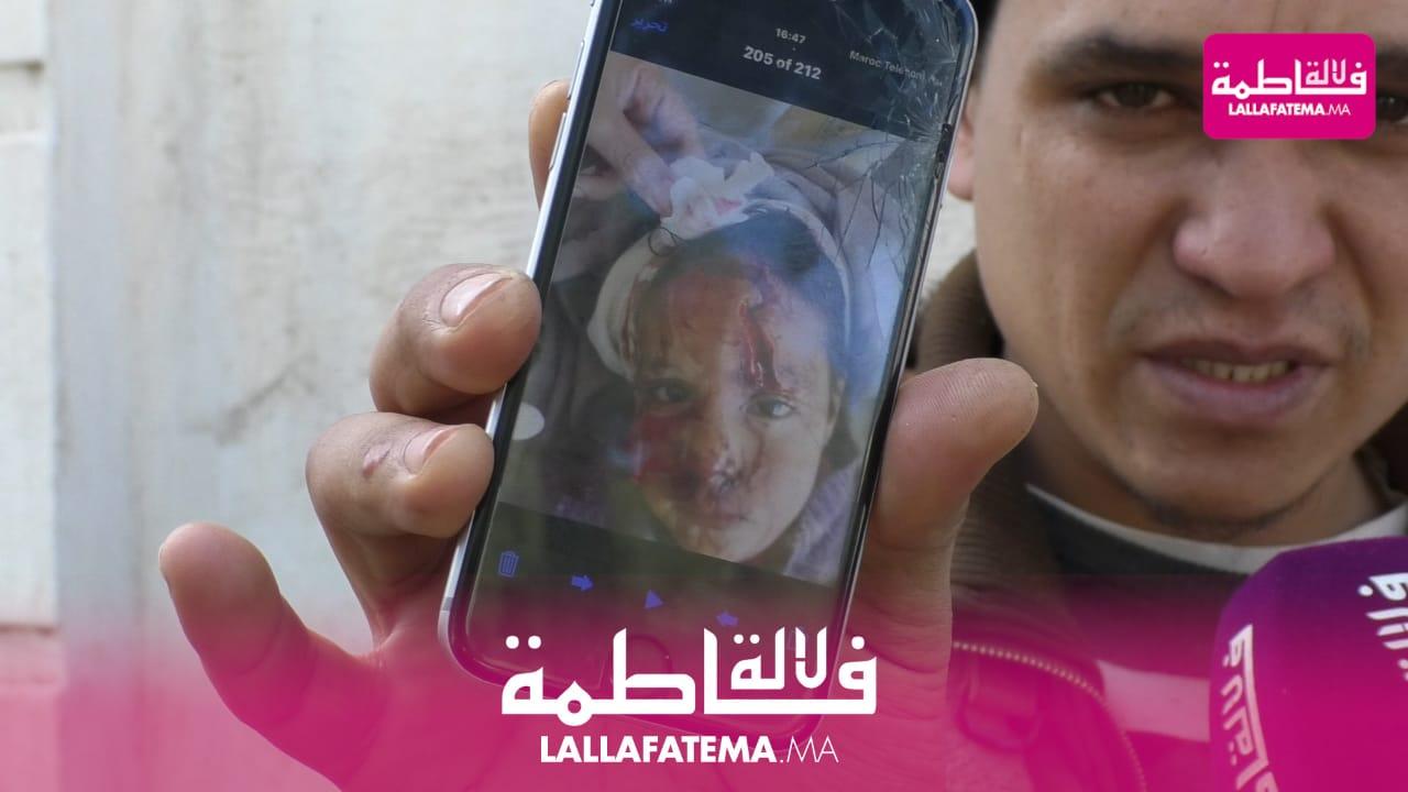 جديد قضية إيمان.. اعتقال صاحب الكلب والأب يطالب القانون بإنصافه-فيديو