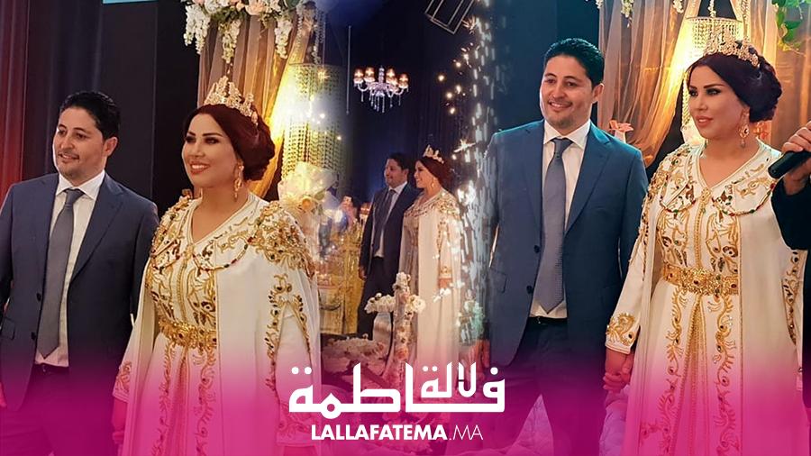 بالفيديو.. أجواء حفل خطوبة سعيدة شرف