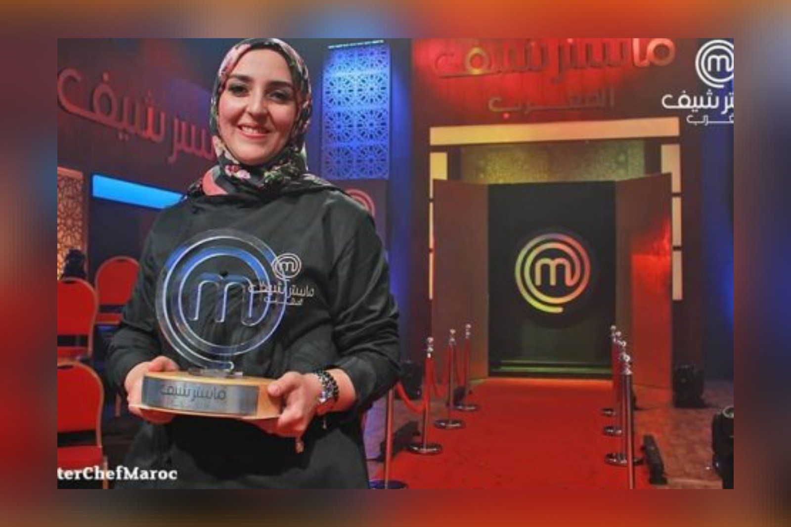 ليلى أخصائية الترويض الطبي تفوز بلقب ماستر شيف في موسمه الخامس