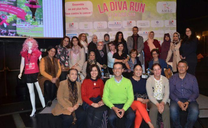 """سباق """"لاديفا رن"""" يحتفي بالمرأة المغربية"""