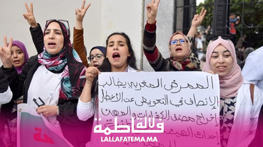 شلل بالمستشفيات العمومية بسبب إضراب وطني للممرضين هذا الأسبوع