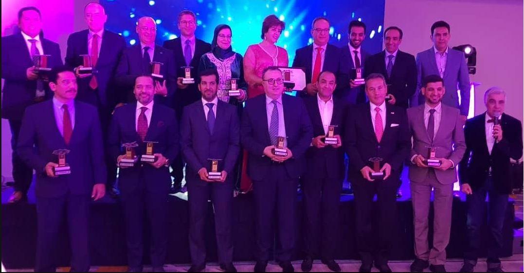 في حفل جوائز جلوبال العالمية.. الفنان رشيد الوالي يفوز بجائزة أفضل فنان عربي (فيديو)