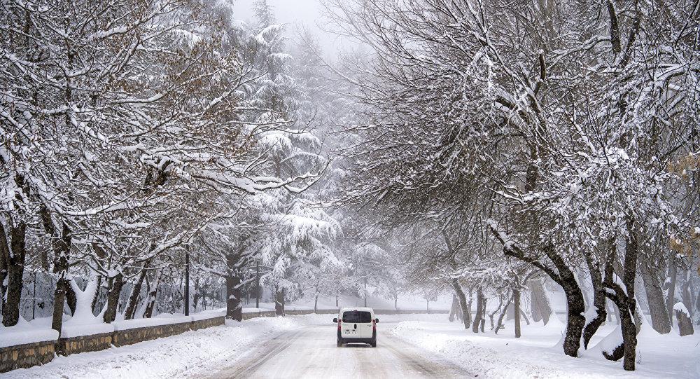 عودة الثلوج والأمطار  إلى المغرب غدا السبت