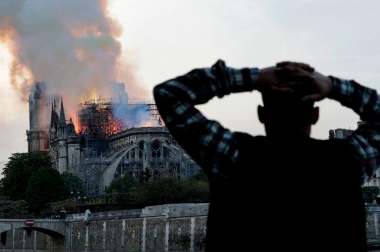 المغرب يقدم مساهمة مالية من أجل بناء كاتدرائية نوتردام بباريس
