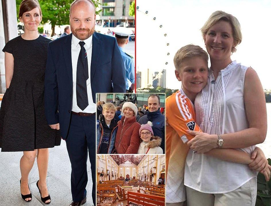ملياردير دنماركي يفقد ثلاثة من أبنائه في تفجيرات سريلانكا