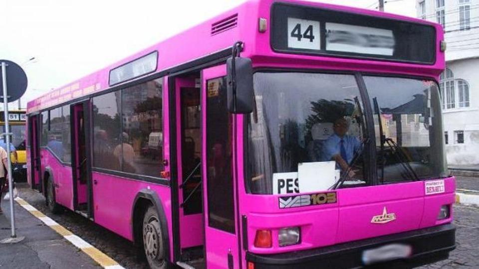 الرباط ..الحافلات الوردية لن تخرج إلى الطرقات