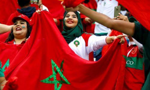 فضيحة.. مصريون يتحرشون بمشجعات مغربيات بعد نهاية مباراة المغرب وناميبيا