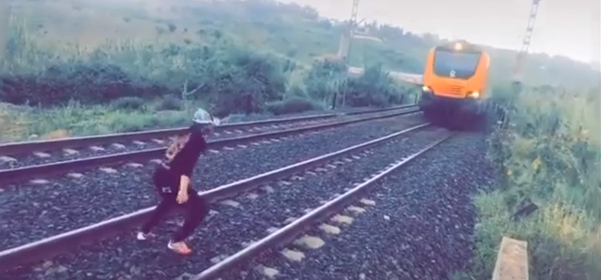 ONCF يستنكر تعَرُض شاب لسِكة قطار (بيان)