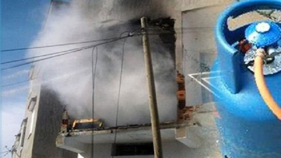 انفجار قنينة غاز بقلعة السراغنة وإصاية ثلاث سيدات وطفلة