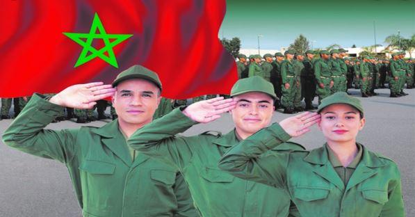 أكادير..التحاق الفوج الأول من المدعوين للخدمة العسكرية