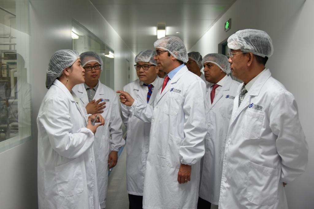 شنغهاي ..نحو إحداث مركز مغربي صيني للطب التقليدي بالدار البيضاء