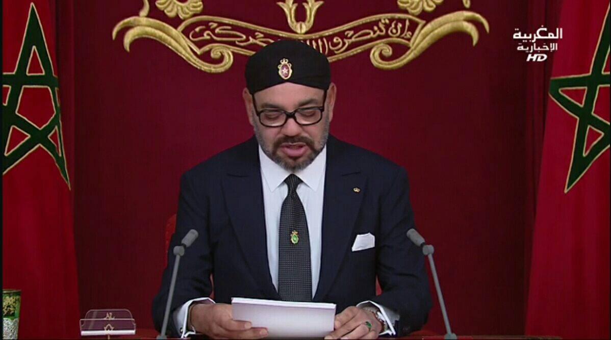 جلالة الملك يوجه غدا الثلاثاء خطابا ساميا إلى الأمة بمناسبة ثورة الملك والشعب