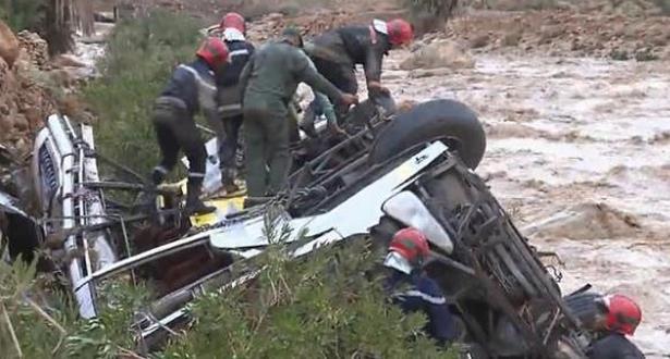 بعد الفيضانات.. تعويض أضرار الكوارث الطبيعية ينطلق في يناير المقبل