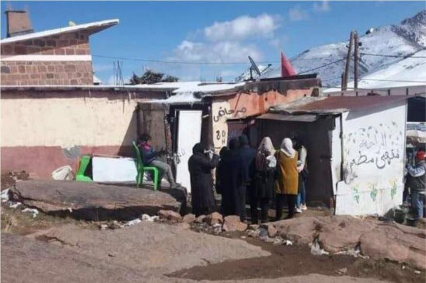 """نشطاء مغاربة مستاؤون من """"مراحيض"""" محطة أوكايمدن للتزلج"""