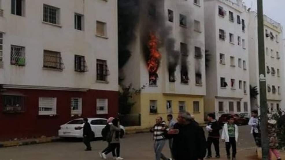 مأساة هبة تتكرر.. وفاة طفل حرقا في منزل والديه بسلا