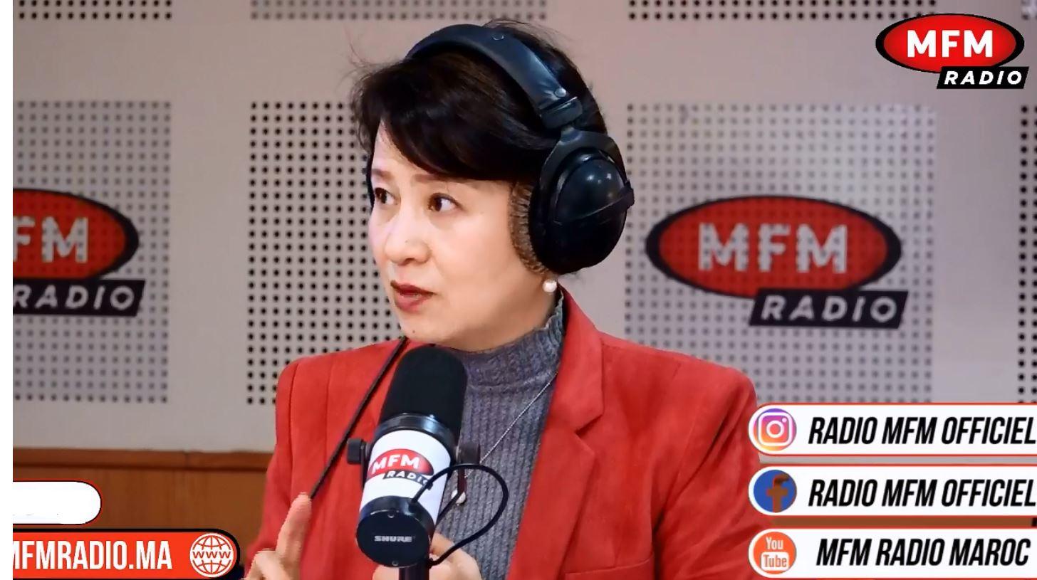 ممثلة سِفارة الصين بالمغرب: اقتناء البضائع عبر المواقع الصينية ليس خطيرا (فيديو)