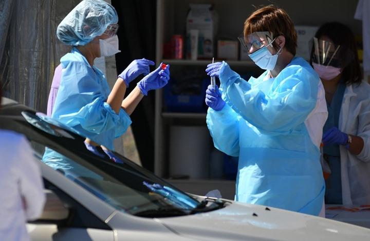 كورورنا : تسجيل 9428 إصابة جديدة ووفاة27 حالة في 24 ساعة الماضية