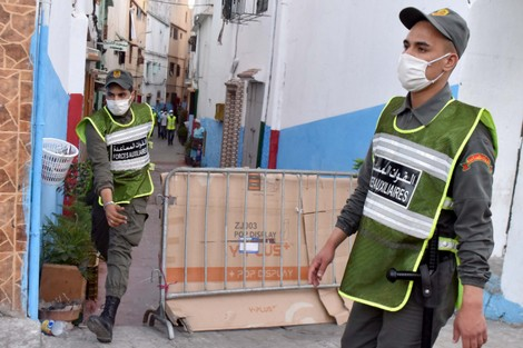 """الحكومة تمدّد """"إجراءات كورونا"""" أسبوعين إضافيّين في الدار البيضاء"""