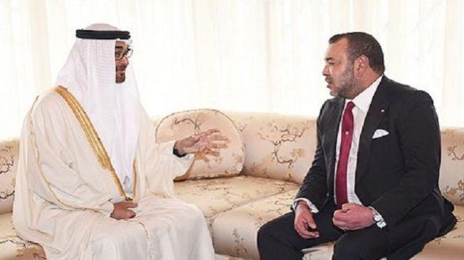بلاغ للديوان الملكي: الإمارات تقرر فتح قنصلية بالعيون