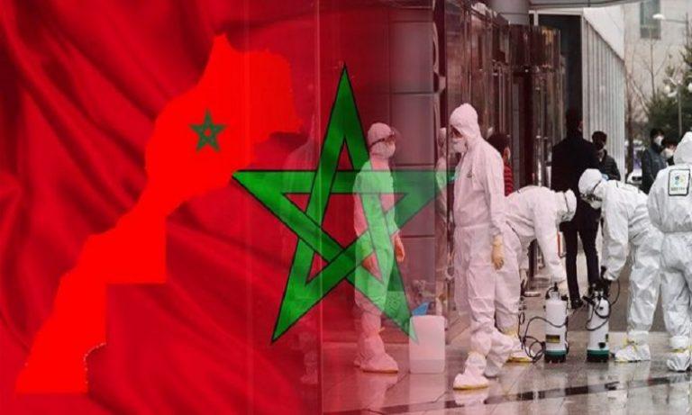 فيروس كورونا بالمغرب: 594 إصابة جديدة و 557 حالة شفاء