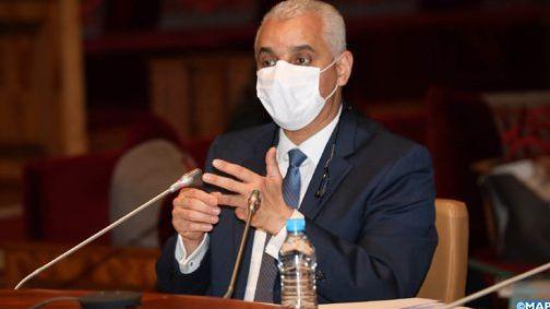 وزير الصحة يكشف مستجدات القطاع الصحي خلال 2021