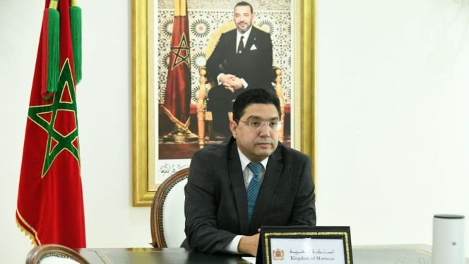 الوزير ناصر بوريطة يتباحث مع نظيره اليمني