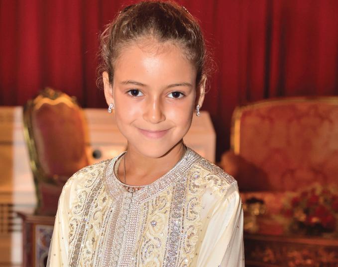 الأميرة للا خديجة تطفيء شمعتها 14 اليوم الأحد
