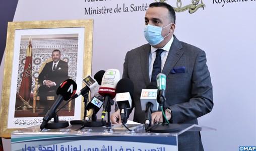 كورونا : تحسن مستمر من حيث عدد الإصابات و حالات الشفاء بالمغرب