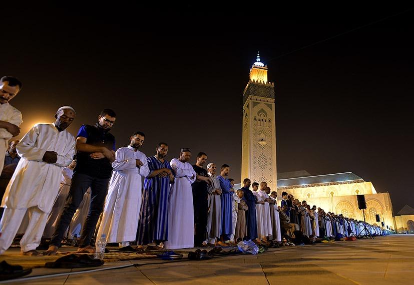 وزراة الأوقاف: منع صلاتي الفجر والعشاء خلال شهر رمضان