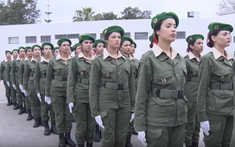 """إصدار جديد حول دور المرأة المغربية في مختلف مكونات القوات المسلحة الملكية ل""""عبد الحق لمريني"""""""