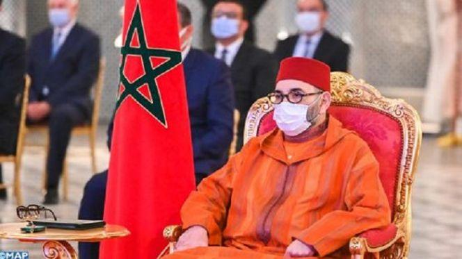 الملك يوافق على تقديم هبة ملكية عبارة عن مساعدات غذائية لفائدة الجيش والشعب اللبنانيين