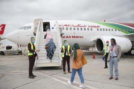 """""""لارام"""" تعلن عن أثمنة غير مسبوقة و""""تاريخية"""" لتسهيل عودة المغاربة المقيمين بالخارج"""