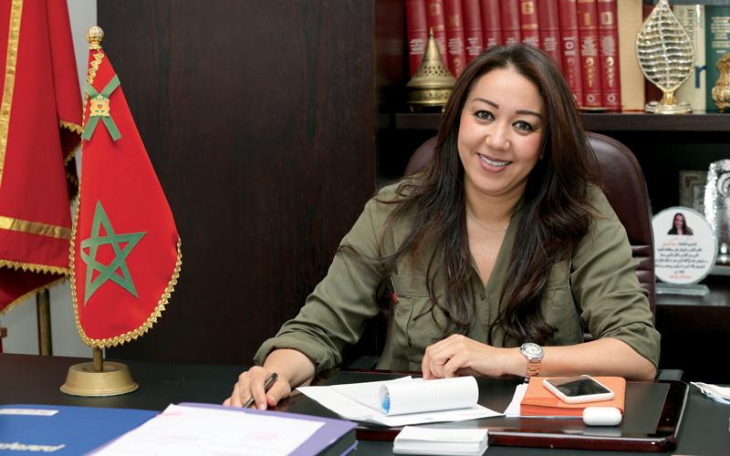 رسميا..انتخاب نبيلة الرميلي عمدة للدار البيضاء